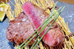 十勝産牛ヒレ肉の炙り